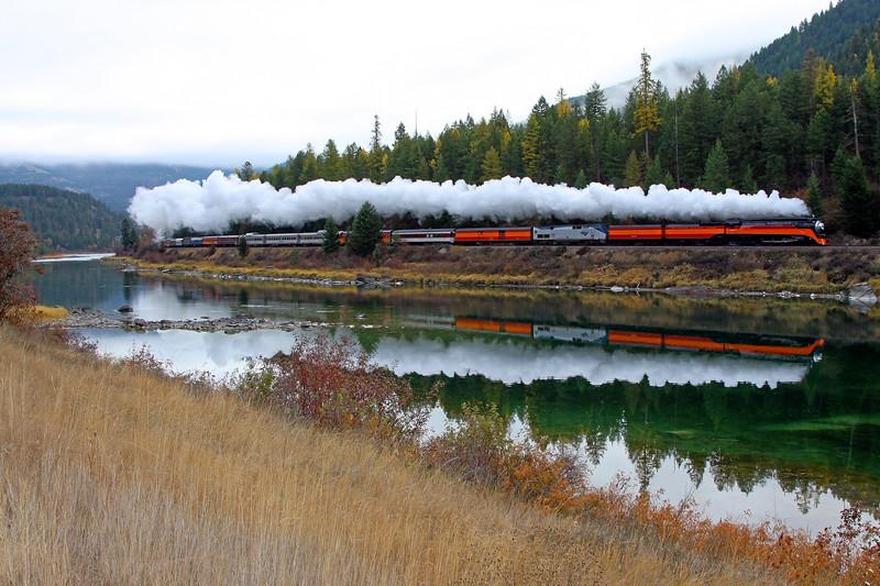 Libby, Montana - October 2009