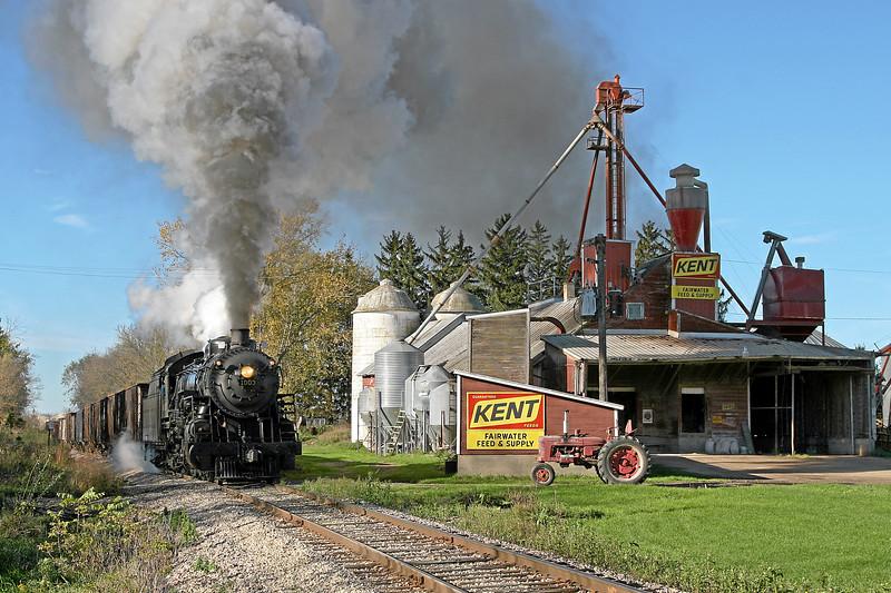Fairwater, Wisconsin - October 2007