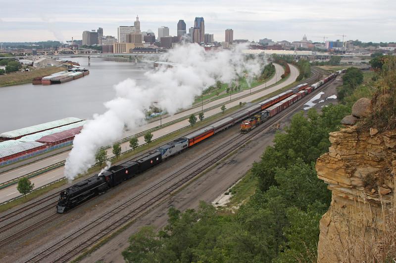 St. Paul, Minnesota (Dayton Bluff) - September 2008