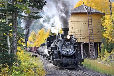Chama, New Mexico (Cresco) - September 2008