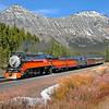 Marias Pass, Montana - October 2009