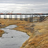 Cut Bank, Montana (Cut Bank Creek Trestle) - October 2009