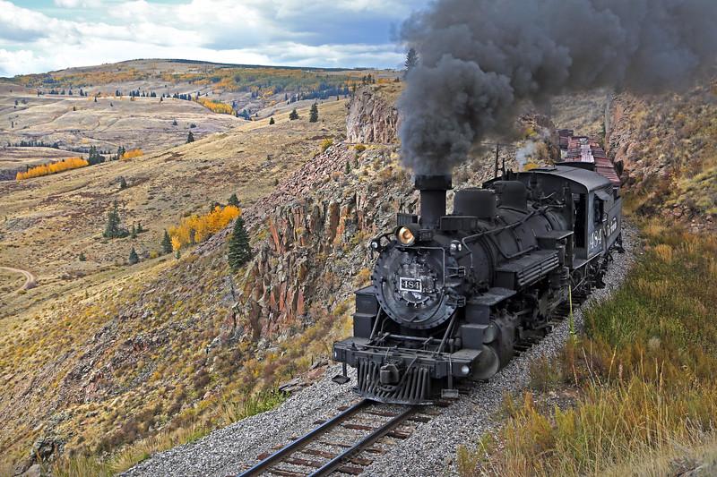 Osier, Colorado - September 2015
