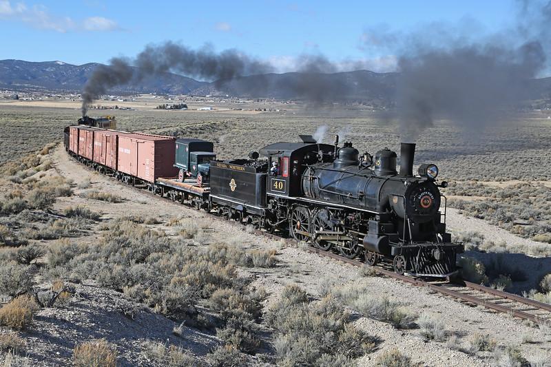 Ely, Nevada - February 2015