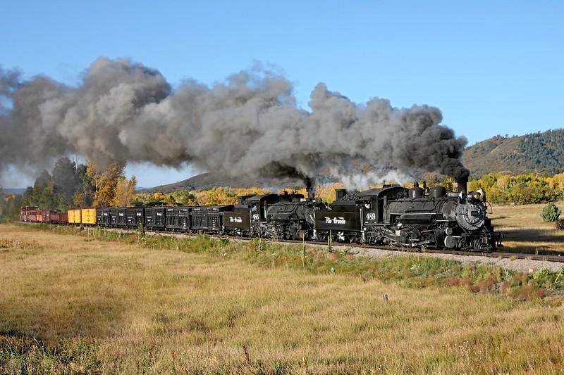 Chama, New Mexico - September 2008