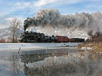 Heber City, Utah - February 2007