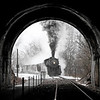 Corriganville, Maryland (Brush Tunnel) - January 2013