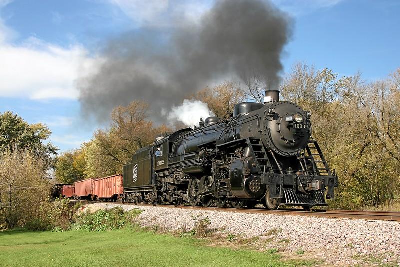Woodland, Wisconsin - October 2007