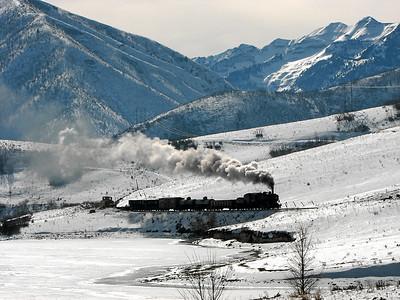 Heber Valley Railroad