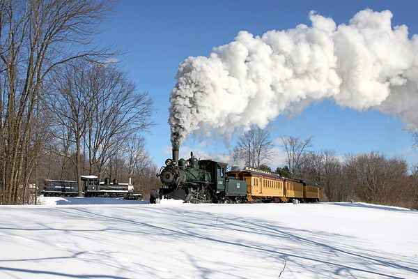 Huckleberry Railroad (Michigan)
