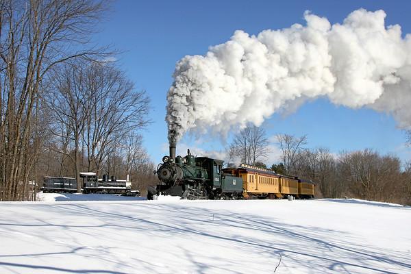 Huckleberry Railroad (Michigan)