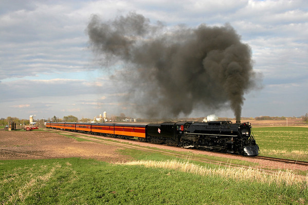 Milwaukee Road 261 on TC&W (Minnesota)