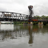 Milwaukee Road 261 southbound crossing the Mississippi River at Hastings, MN