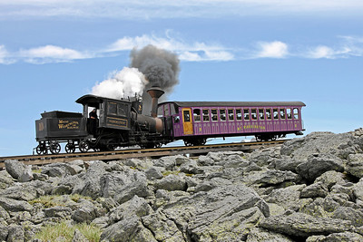 Mount Washington Cog Railway