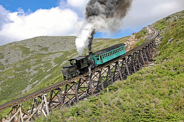 Mt. Washington Cog Railway (New Hampshire)