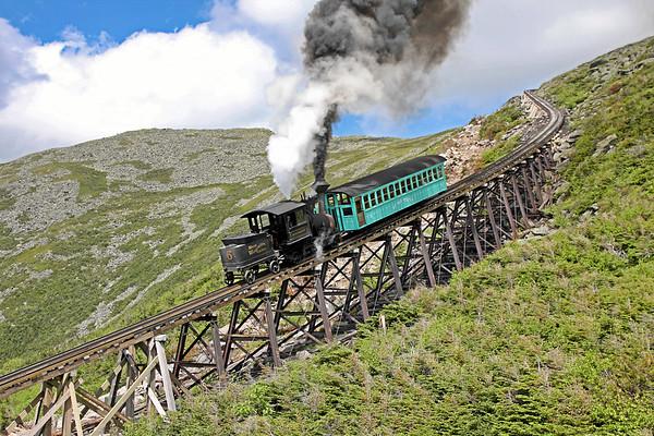 Mt. Washington Cog Railway (New Hampshire)