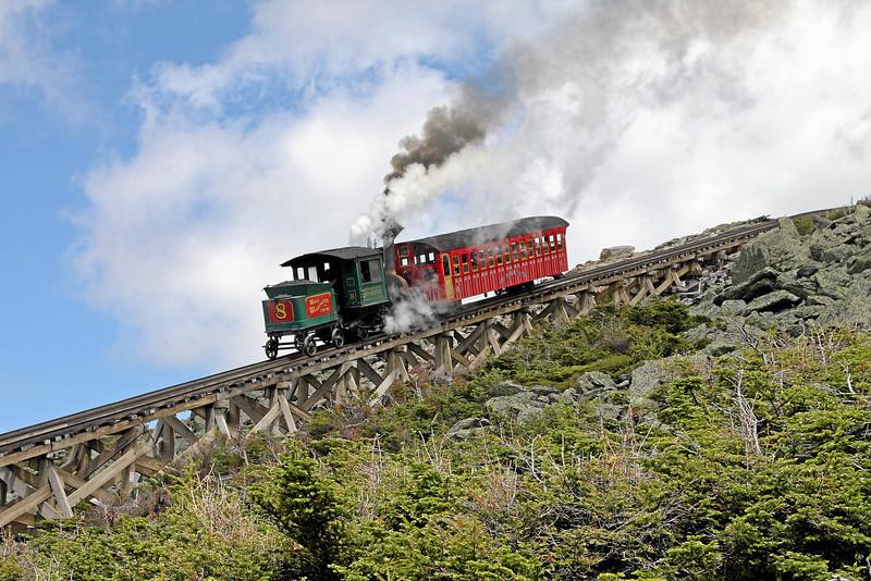 Mount Washington Cog Railway