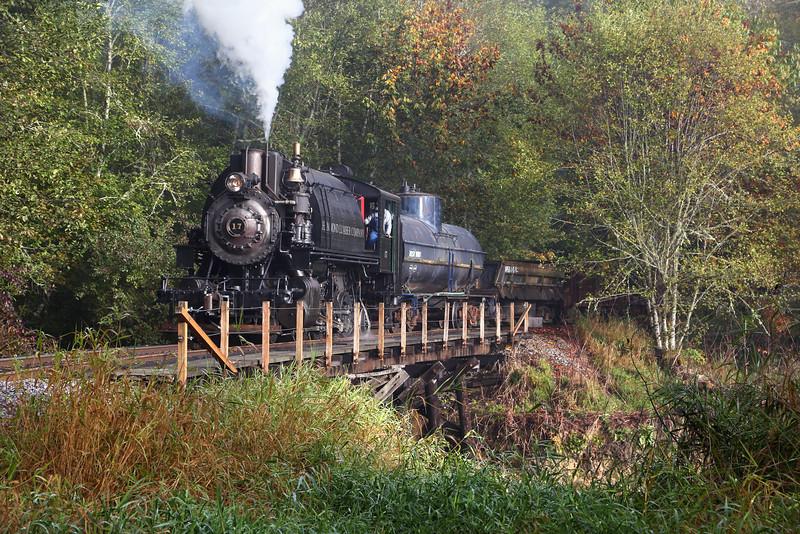 Mt. Rainier Scenic Railroad