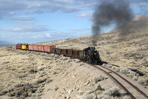 Nevada Northern Railway Steamphotos Com
