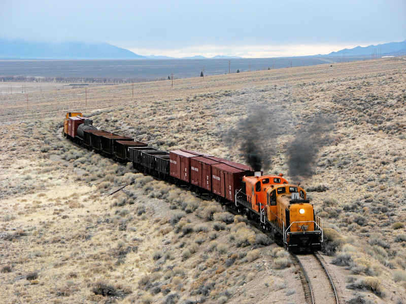 Nevada Northern Railway