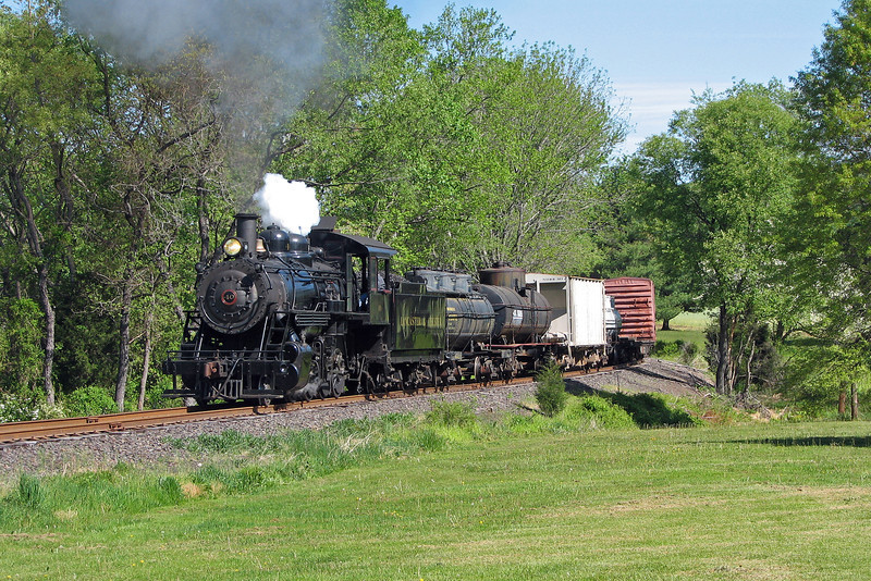 New Hope & Ivyland Railroad