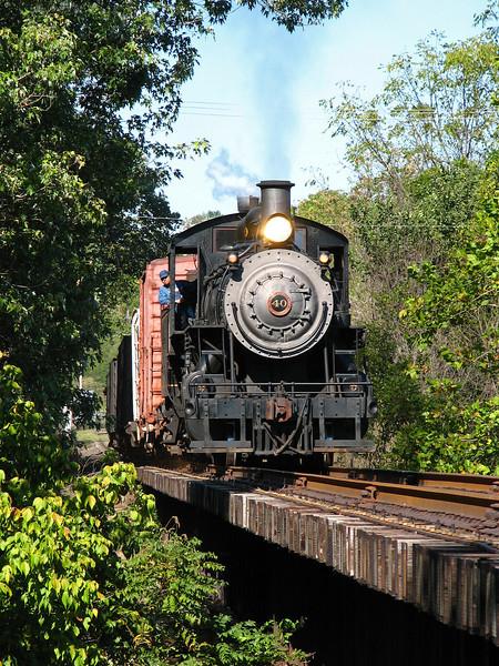 New Hope & Ivyland Railroad