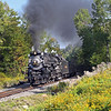 Nickel Plate 765 at Lehigh