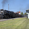 Nickel Plate 765 at East Stroudsburg