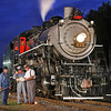 Southern 630's last night in Spencer before an excursion to Winston-Salem and Roanoke