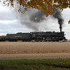 Nickel Plate 765 at Owosso, MI (near Chipman Road)