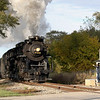 Nickel Plate 765 at Henderson, MI