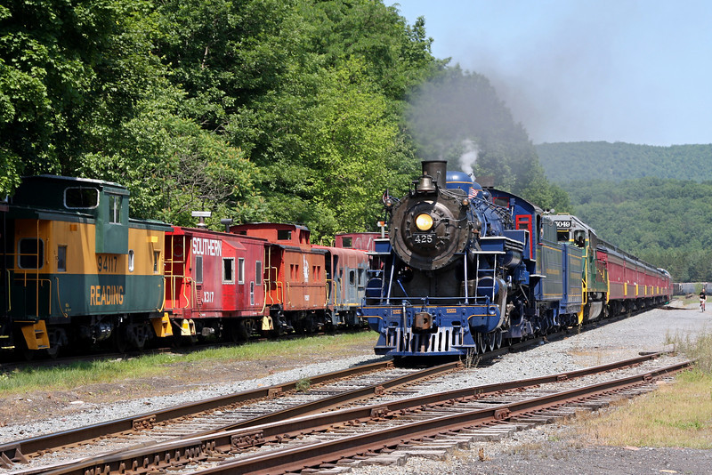 Reading & Northern Railroad #425