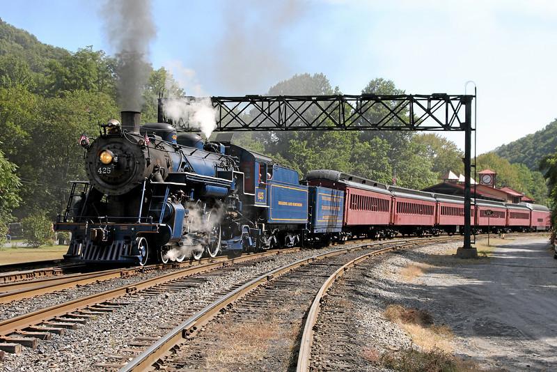 Reading & Northern Railroad #425
