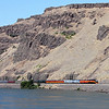 Southern Pacific Daylight 4449 at Maryhill, Washington (Columbia River Gorge)
