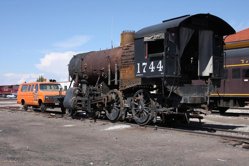 SP #1744 in September 2008
