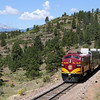 SLRG #1100 eastbound at milepost 211.6 (August 2011)