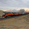SP Daylight 4449 nearing Shelby, Montana