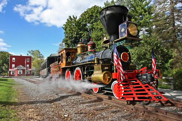 Steam Into History - York #17 (Pennsylvania)