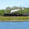Steamtown excursion at Gouldsboro - August 12, 2006