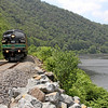 Steamtown excursion at Delaware Water Gap - June 26, 2010