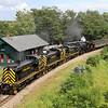 Steamtown excursion at Cresco Station - June 24, 2010