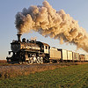 Strasburg Rail Road (Pennsylvania) : Strasburg Rail Road - Lancaster County, PA Photos from 2006 through 2010, featuring Great Western 2-10-0 #90 (Baldwin built 1924), Norfolk & Western 4-8-0 #475 (Baldwin 1906), Canadian National 2-6-0 #89 (CLC 1910), and Canadian National 0-6-0 #31/7312 (Baldwin 1908). The railroad was chartered in 1832 to provide freight service over a four mile route from Strasburg to a connection with the Pennsylvania Railroad. After years of declining freight volume, the railroad was sold in 1958 and steam-powered tourist trains began in 1960 using Engine 31. For more information, visit the Strasburg Rail Road Website.
