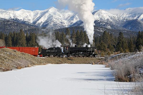 Sumpter Valley Railroad (Oregon)