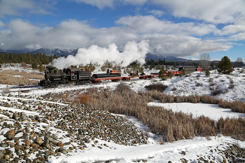 Sumpter Valley Railroad