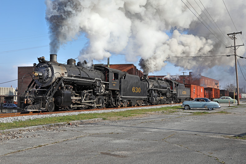 Tennessee Valley Railroad
