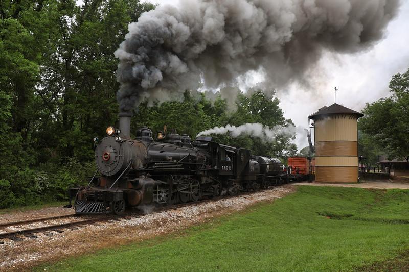 Texas State Railroad