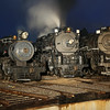 Little River 110, Pere Marquette 1225 & Nickel Plate 765