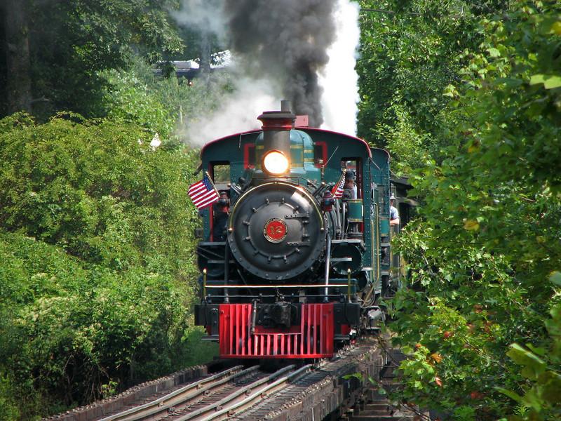Tweetsie Railroad