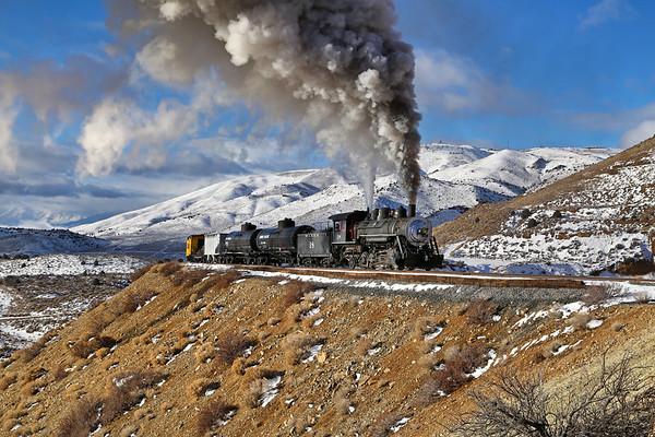 Virginia & Truckee Railroad (Nevada)