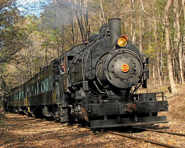 Wanamaker Kempton & Southern Railroad